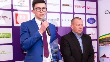 Ostrów Mazowiecka - Hubert Nakielski to utalentowany zawodnik WOPR-OS, który w d