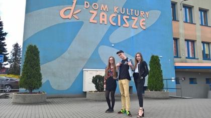 Ostrów Mazowiecka - Scena Kotłownia wystąpiła ze spektaklem Stopklatka na prze