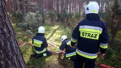 Ostrów Mazowiecka - Jednostki Ochotniczych Straży Pożarnych z gminy Stary Luboty