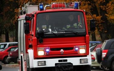Ostrów Mazowiecka - 1 zastęp Ochotniczej Straży Pożarnej w Nurze, dnia 26.07.202