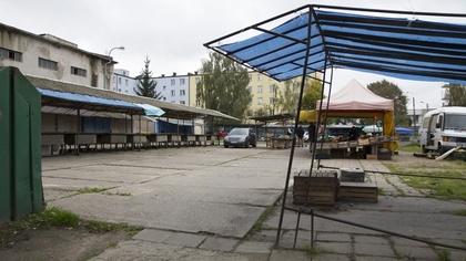 Ostrów Mazowiecka - Trwa nabór wniosków na budowę i modernizację targowisk. W pu