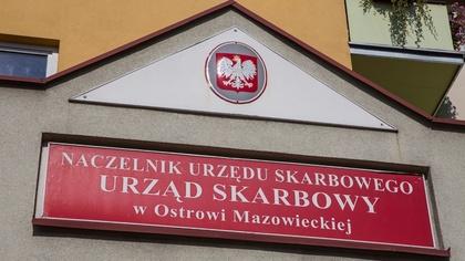 Ostrów Mazowiecka - W najbliższy poniedziałek w Urzędzie Skarbowym w Ostrowi Maz