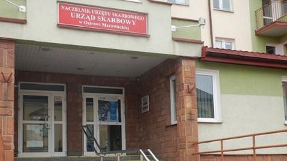 Ostrów Mazowiecka - Urząd Skarbowy w Ostrowi Mazowieckiej informuje o stałej obs