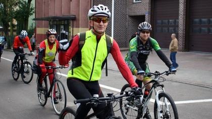 Ostrów Mazowiecka - Po raz trzeci rajdem po drogach naszego powiatu rowerzyści u