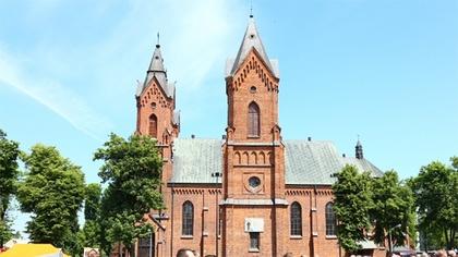 Ostrów Mazowiecka - Parafia pod wezwaniem Wniebowzięcia Najświętszej Maryi Panny