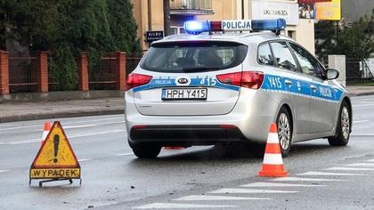 Ostrów Mazowiecka - Na ulicy Ugniewskiej w Ugniewie dziś około godziny 14 doszło