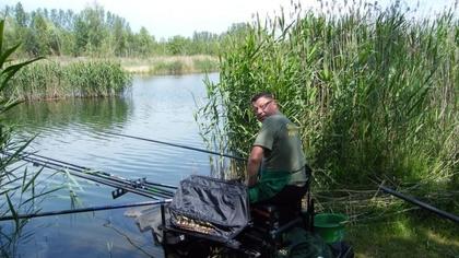 Ostrów Mazowiecka - Towarzyskie zawody spławikowe o puchar wójta gminy Andrzejew